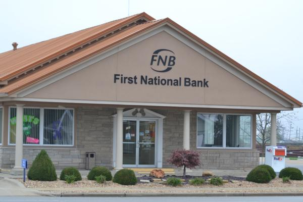 The 1964 Hamel robbery took place at First National Bank